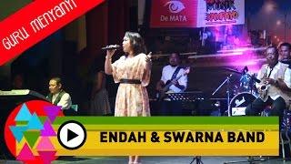 Endah & Swarna Band - Cinta Terbaik (Cassandra Band - Cover) - Guru Menyanyi