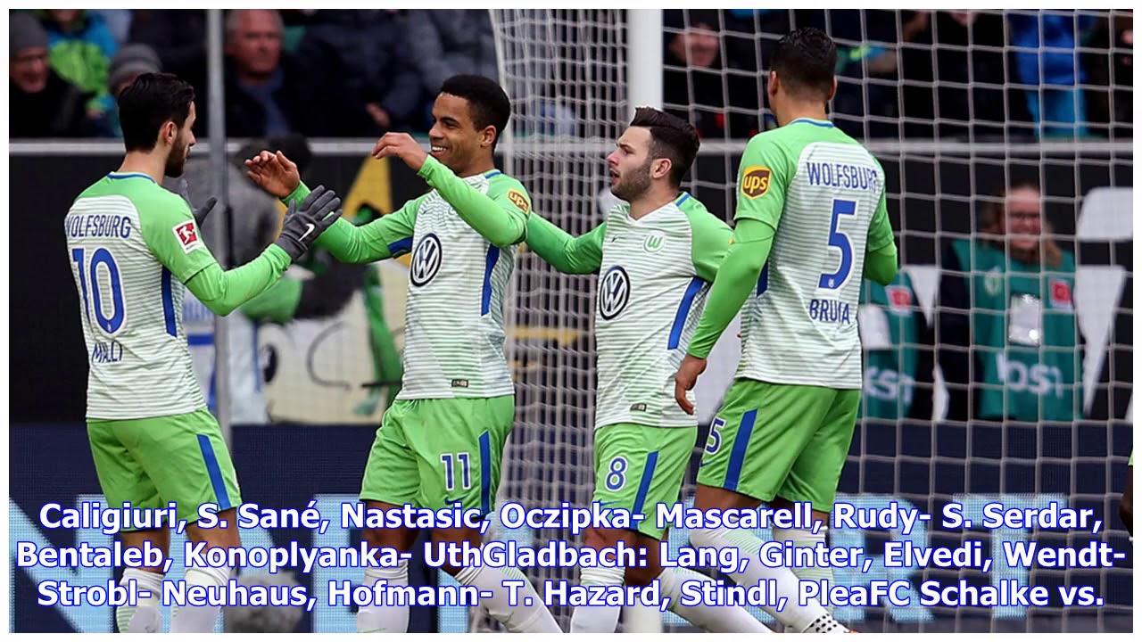 Borussia Mönchengladbach Ergebnis Heute
