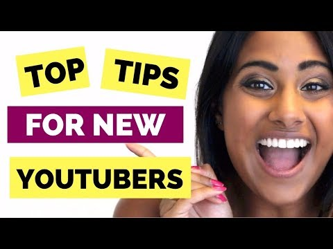 10 YOUTUBE TIPS FOR BEGINNERS 2018
