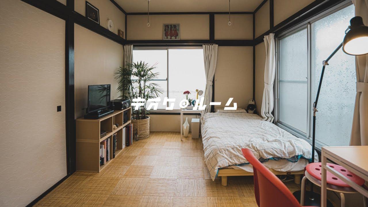 【予告編】築50年の昭和レトロなお部屋!インテリアデザイナーのルームツアー 1K一人暮らし #Shorts