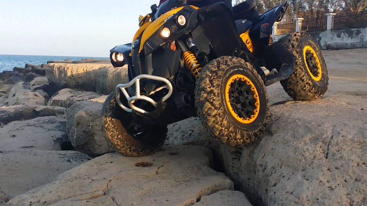 quad can am 1000cc