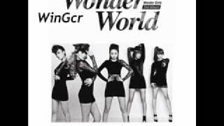 Wonder Girls  - 09. SuperB MP3