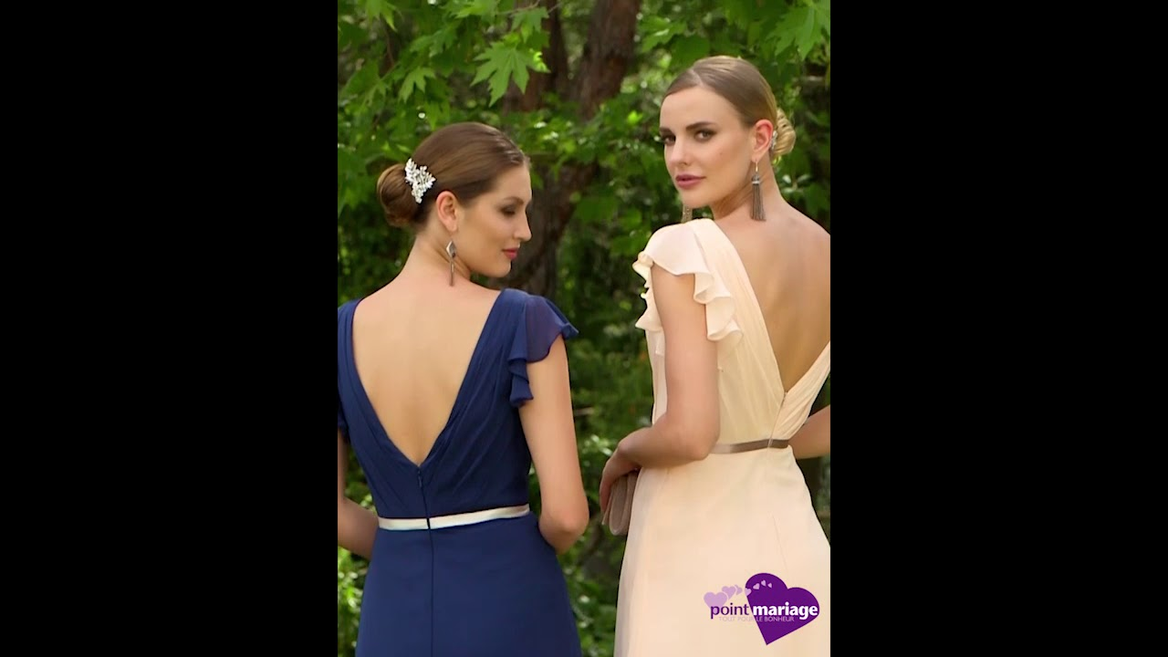 Collection Robes Cocktail Point Mariage -