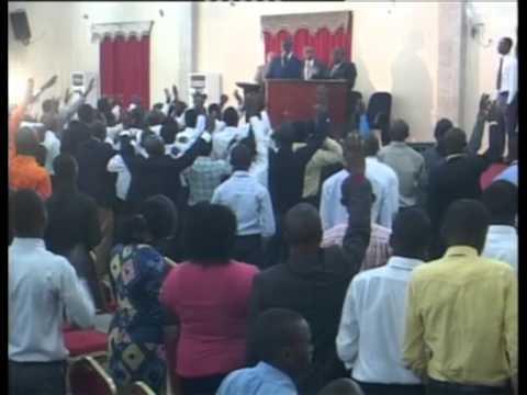 Present Tense Redemption By Power - Bro. John Conteh, Ivory Coast