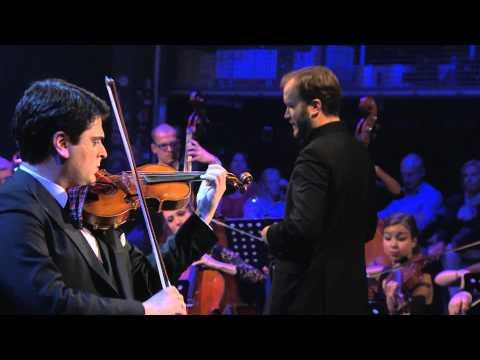 Mozart Rondo in C KV 373 Michael Barenboim, violin