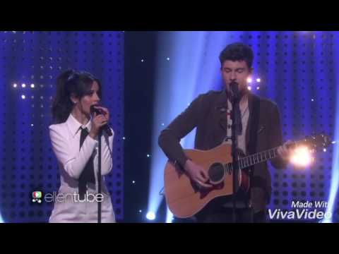 Camila Cabello & Shawn Mendes in 3 Different performance (I Know What You Did Last Summer)