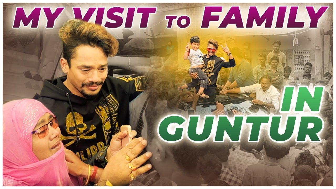 Visiting My Family in Guntur |  Emotional Tour | Mehaboob Dil Se Official Video | Infinitum Media