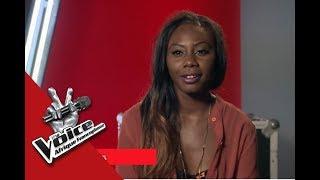 Intégrale Carmy J   Auditions à l'aveugle   TheVoiceAfrique francophone 2017