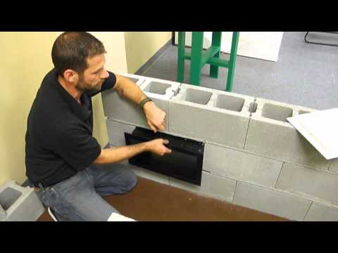 Crawl Space Doors Systems   Crawl Space Trim Sleeve