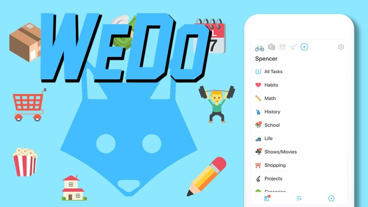 WeDo Review: a new To-do list App + 10x 1-year PRO GIVEAWAY!
