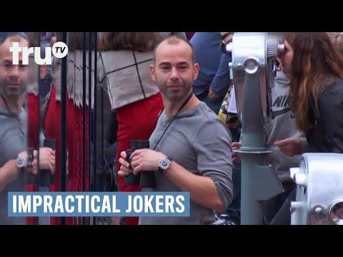 Impractical Jokers - Murr Shows New York His Ninnies | truTV
