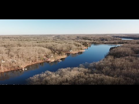 Lakefront Lot For Sale | Callaway County, Mo | 2.31 Acres | Drone Video