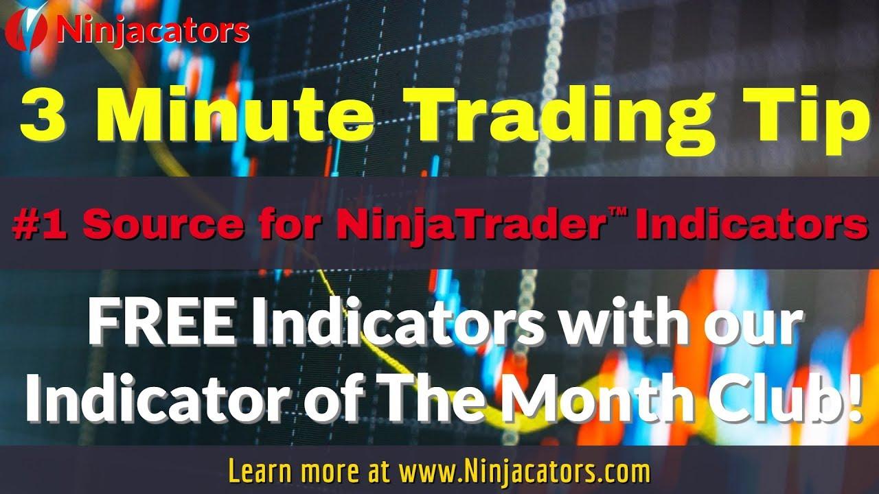 Futures - 3 Minute Trading Tip by Ninjacators com - 7 19 2019