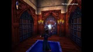 Harry Potter and the Philosopher's Stone - Sneak up to the Tower - (PC)