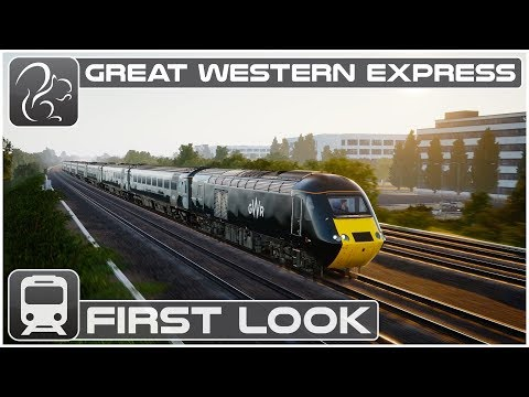 TSW - Great Western Express - First Look