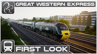 One of Squirrel's most viewed videos: TSW - Great Western Express - First Look