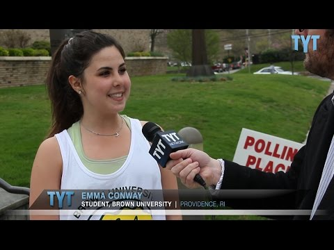 Rhode Island Students Have Hard Time Voting