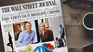 MID-LIFE CRISIS?! How To Plan For Retirement & Live Life With Purpose