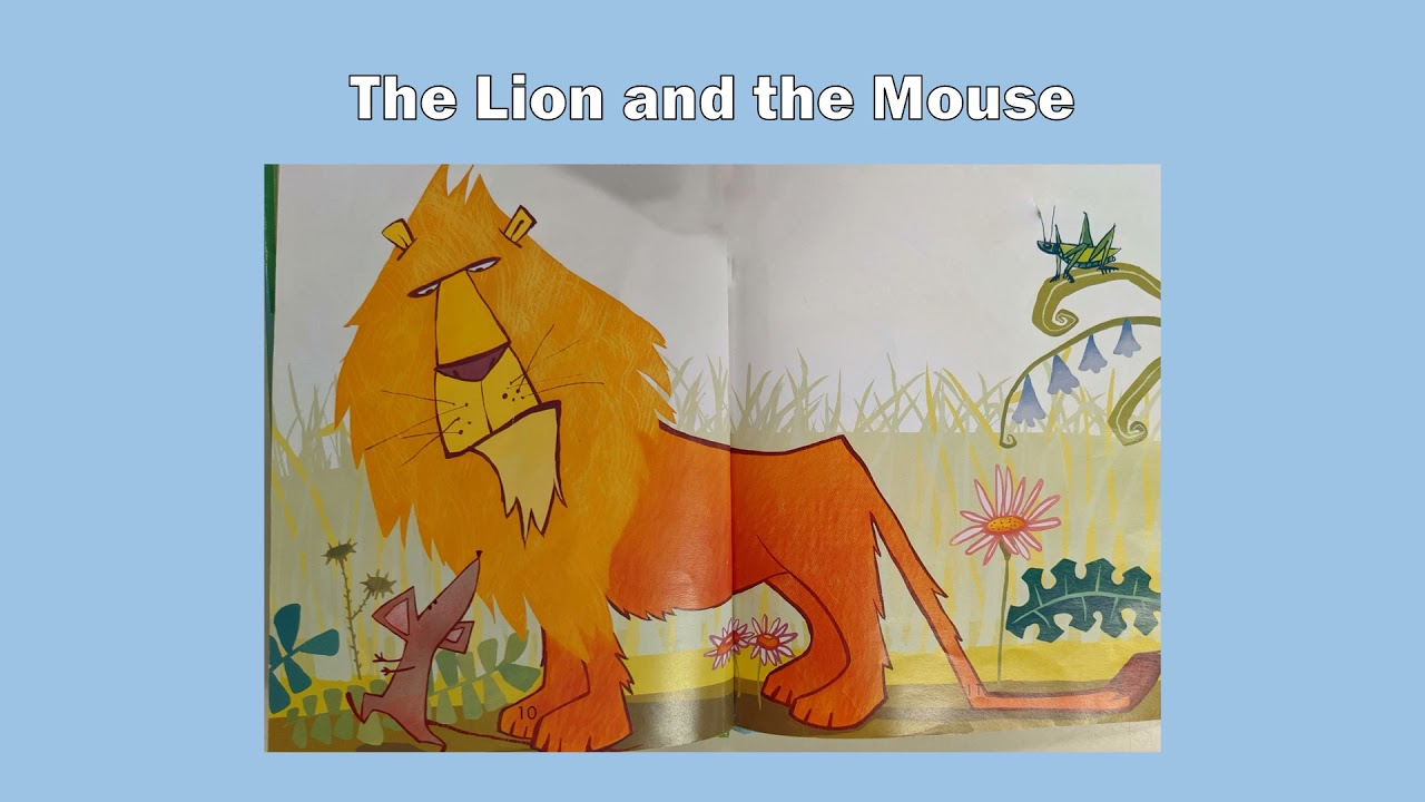 Bedtime Fairytales - The Lion and the Mouse