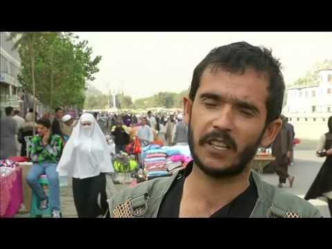 Afghan forces battle Talbian to retake Kunduz