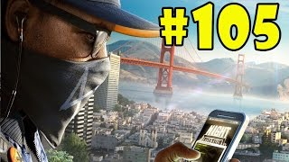 Watch Dogs 2 - Walkthrough - Part 105 - The Name Game | Wrong Answer (PC HD) [1080p60FPS]