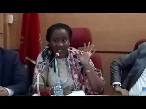 Mme.Nathalie MUNYAMPENDA,Directrice Generale