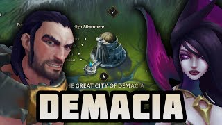 All You Need to Know About Demacia [Lore]