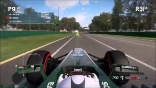 F1 2013  Aller Anfang ist schwer  #001 Australien, Melbourne Quali +Rennen