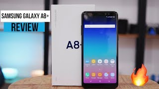Samsung Galaxy A8+ Review - iGyaan