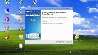 How to create autorun file with My Autoplay 9.5 registed version full  Part 1 (Updated)