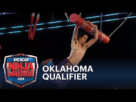 Thomas Stilling Sets A Record At The 2016 Oklahoma City Qualifier | American Ninja Warrior