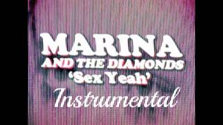 "MARINA AND THE DIAMONDS | ♡ ""SEX YEAH"" [Ofiicial Instrumental] ♡"
