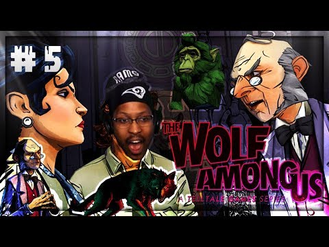 WHERE IS CRANE?! | The Wolf Among Us #5