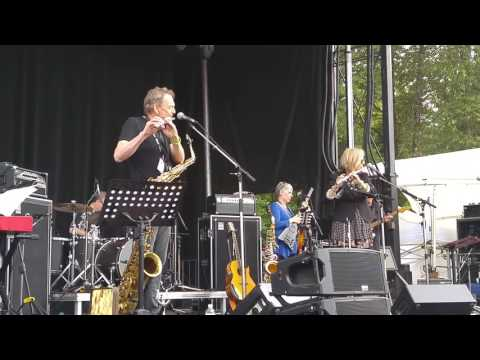 Hometown Band at Vancouver Island Musicfest