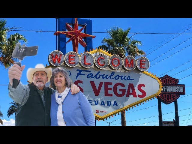 The Welcome to Las Vegas Sign - 60th Birthday!