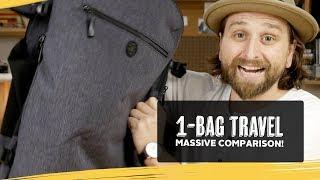 Massive 1 Bag Travel Bag Comparison