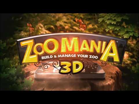 Zoo Resort 3D (3DS) - Official Trailer