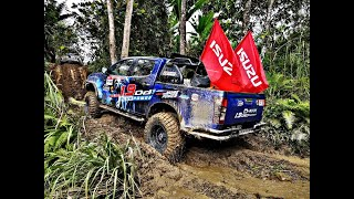 Dive Into The Adventures Of Borneo Safari 2019 | Isuzu D-Max Malaysia Official Video