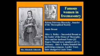 Walter Veith über Alice Bailey und Helena Petrovna Blavatsky - Ellen G White über Freimaurer