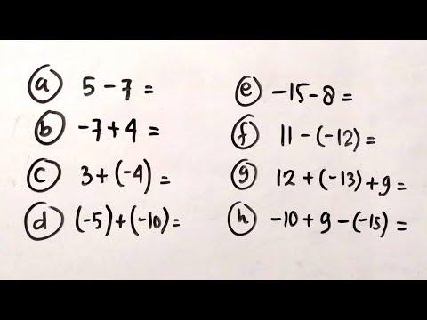 perhitungan-bilangan-bulat-positif-dan-negatif-kelas-4-|-matematika-sd