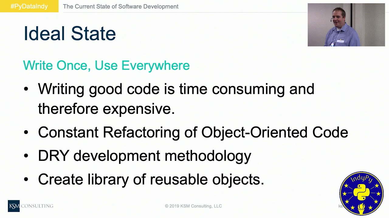 Image from Justin Bolles: State of Modern Programing | PyData Indy 2019