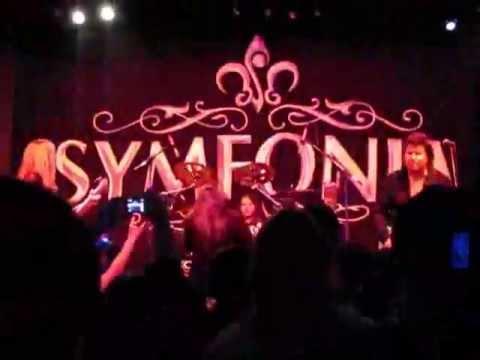 02 Forevermore - Symfonia -  Blackmore Rock Bar - São Paulo - Brasil - 03/08/2011