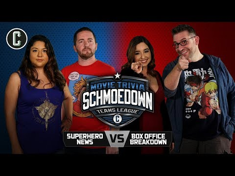 Superhero News vs. Box Office Breakdown - Movie Trivia Schmoedown