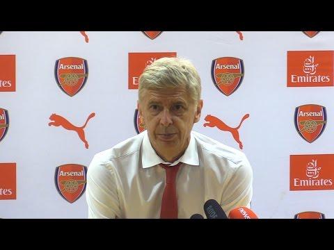 Arsenal 3-4 Liverpool - Arsene Wenger Full Post Match Press Conference
