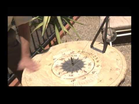 Sundial Sculptures Episode