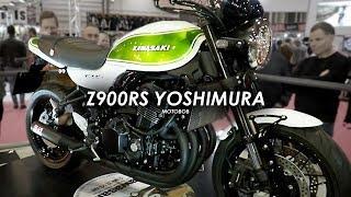 Kawasaki Z900RS Yoshimura Edition Walkaround & Specs