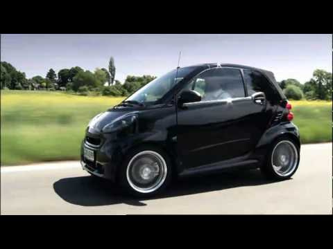 all new brabus smart fortwo 2011 youtube. Black Bedroom Furniture Sets. Home Design Ideas