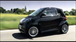 All new Brabus Smart Fortwo 2011