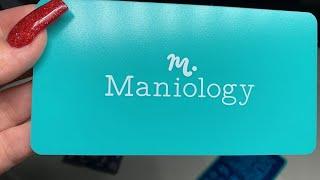 Maniology Mystery Box Haul   $15