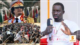 Exclusif - Libye :  La vie après Khadafi, l'absence d'une ambassade Sénégalaise, Mara Ndiaye révèle